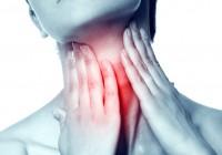 болки в гърлото